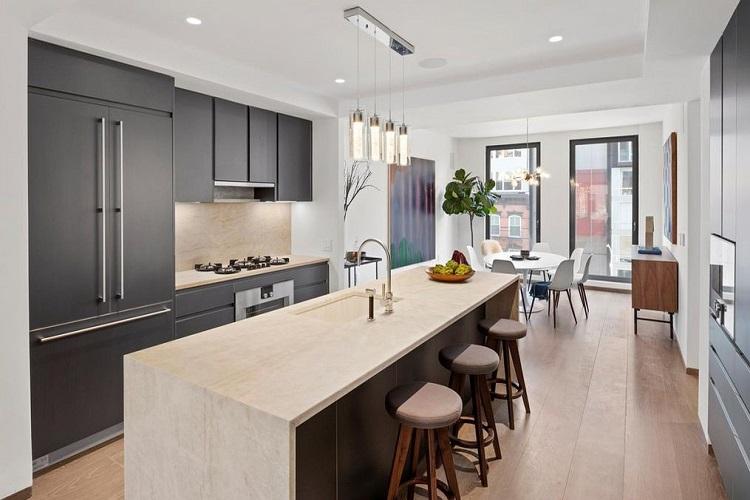 Urban Homes Nyc Aster Cucine Kitchen, Kitchen Cabinets Soho Nyc